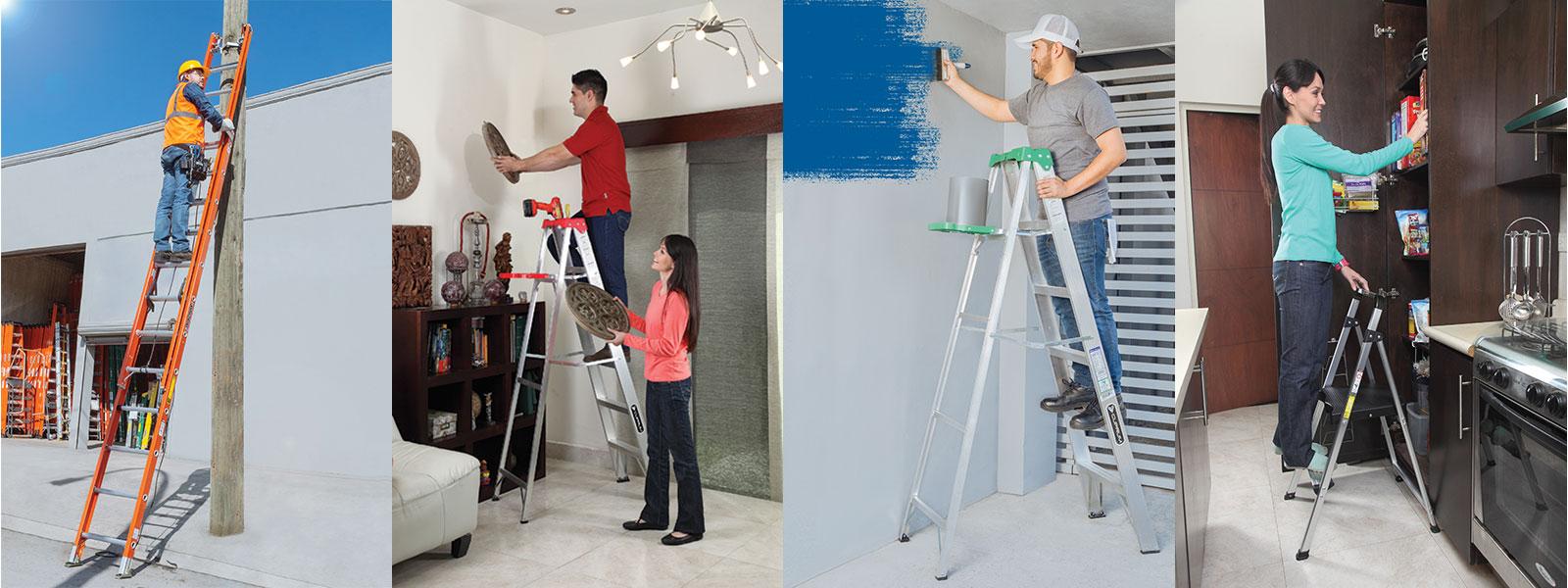 ¿Cómo aprovechar al máximo tu escalera?