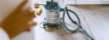Cómo hacer la limpieza del hogar