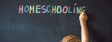 Cómo organizar una habitación homeschooling para niños en casa