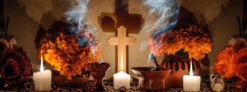 ¿Cómo hacer un altar de Día de Muertos en casa?